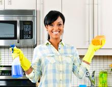 7 эффективных способов быстро отмыть кухню (9 фото)