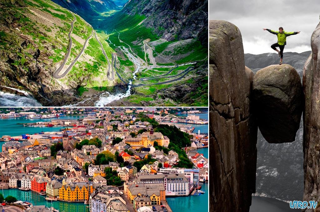 12 мест в Норвегии, которые вы должны посетить