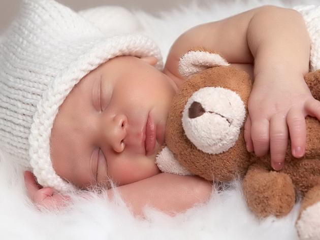 Cute-Sleeping-Baby