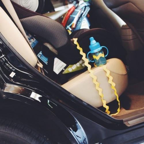kid's car seat
