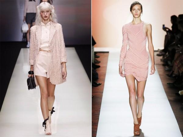 розовый мода 2016