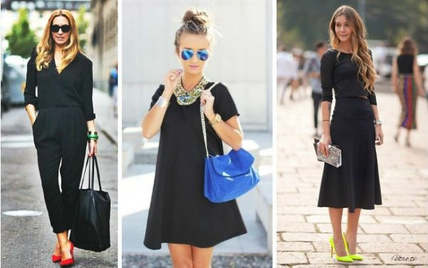 10 фишек, которые помогут выглядеть в черном по-королевски
