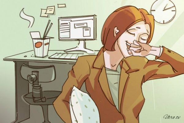5 здоровых причин, чтобы вздремнуть днем cо спокойной совестью