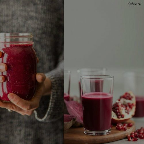 Утренний СУПЕР напиток — польза для крови и заряд энергии на целый день!