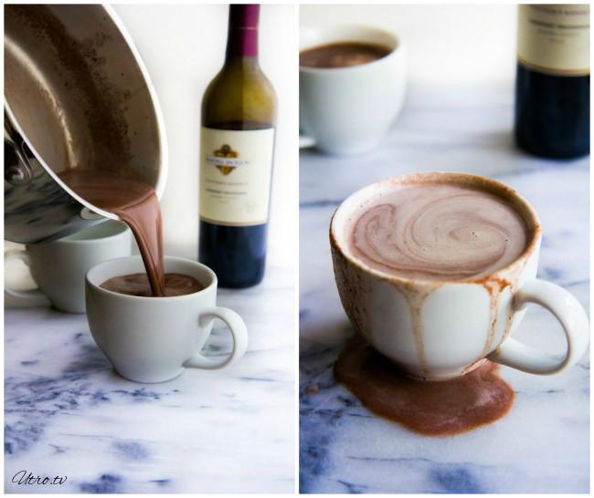 Шоколадное вино — то что нужно, чтобы согреться в холода