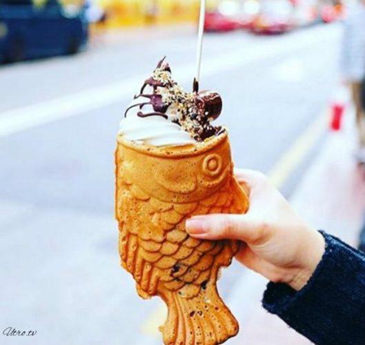 Ньюйоркцы помешались на гибриде рыбы и мороженого