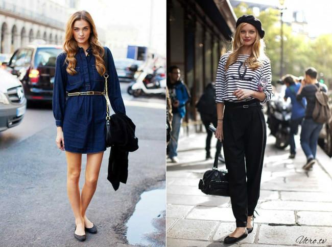 Базовый гардероб во французском стиле, чтобы выглядеть как парижанка