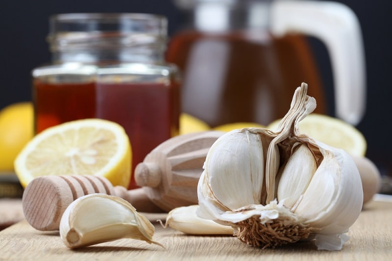 Рецепт элексира из чеснока