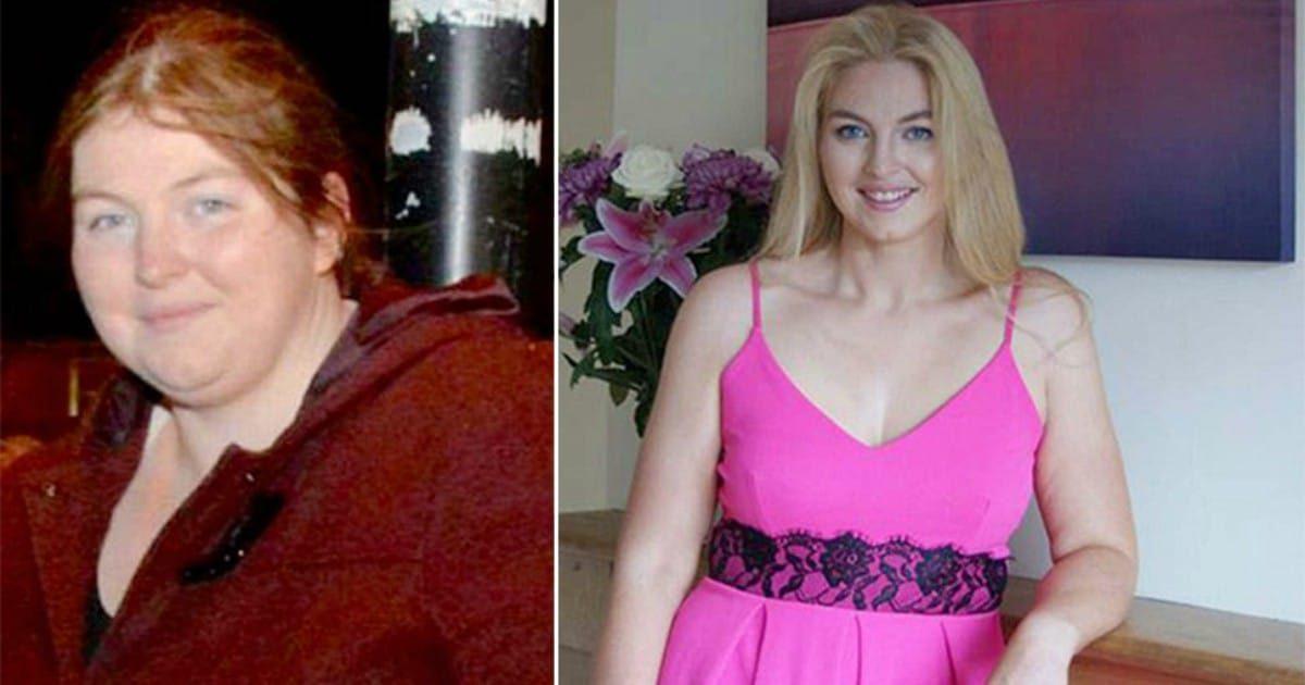 Британка смогла похудеть на 7 размеров! Она просто отказалась всего от ОДНОГО продукта!