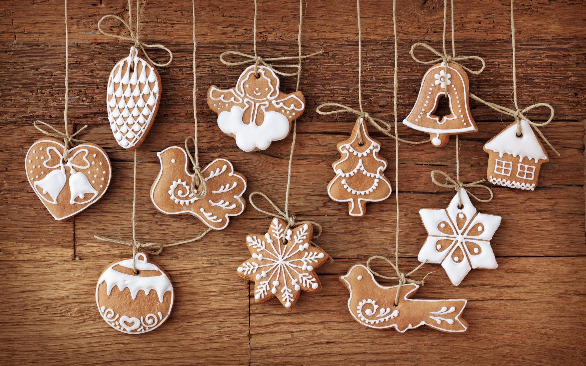 Формочки для печенья рождественские своими руками