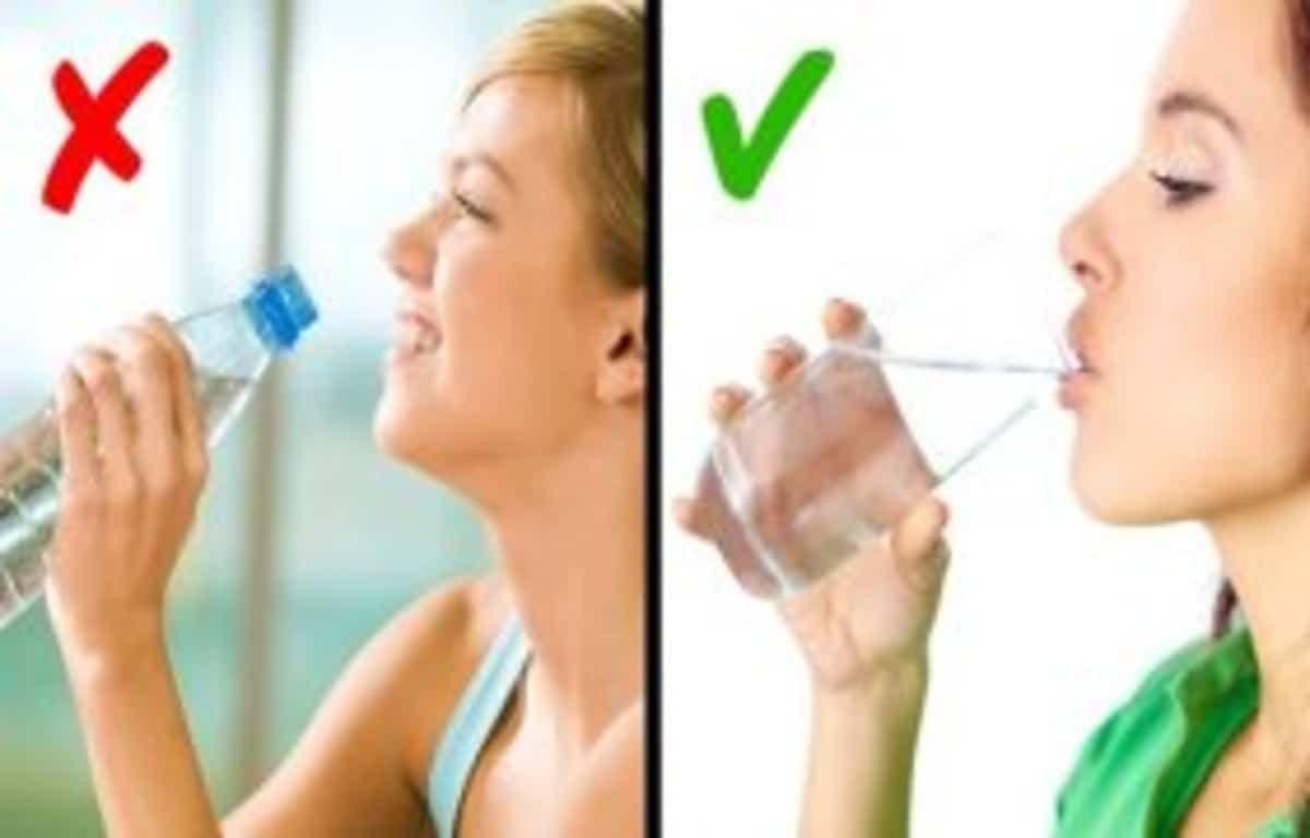 9 вещей, которые произойдут с вашим телом, если вы не пьете достаточно воды во время тренировки!