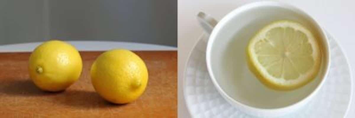 Кто похудел от лимона с водой