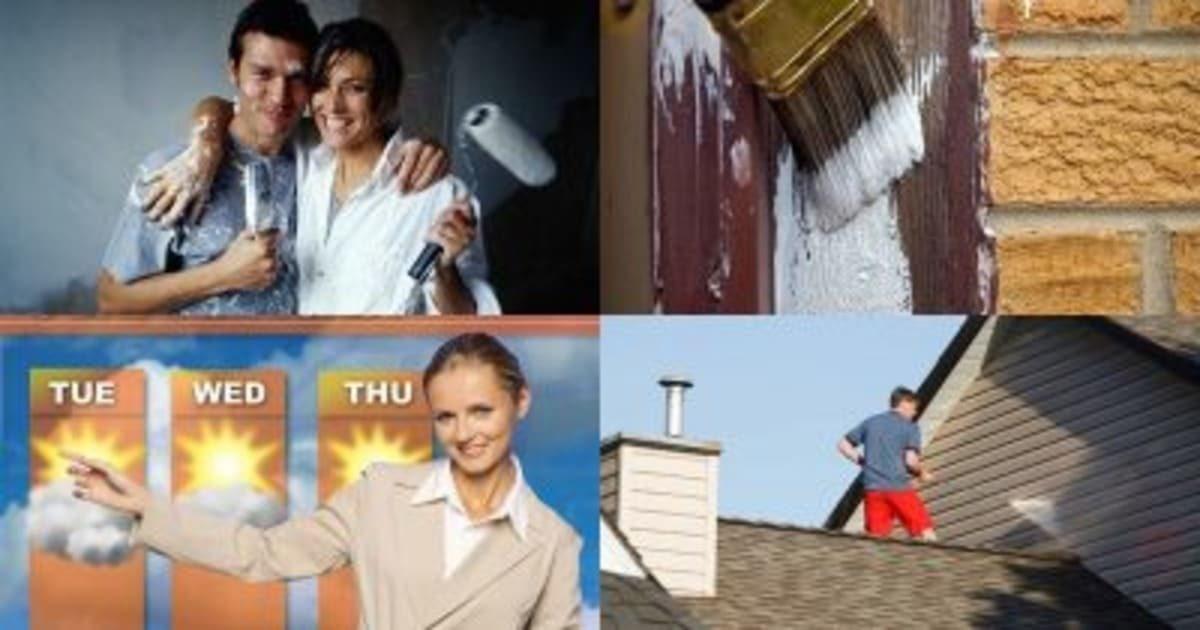 Красим дом легко и просто: 5 секретов от строителей