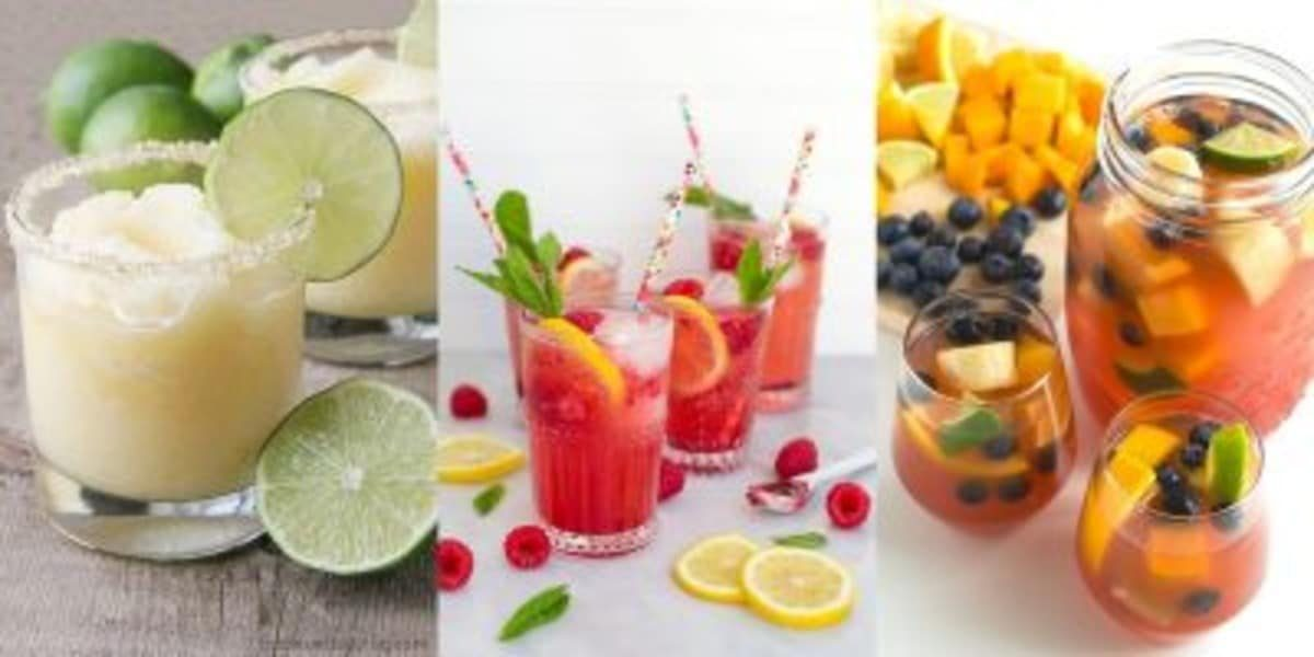 Будет вкусно: 5 летних безалкогольных коктейлей, о которых вы не знали