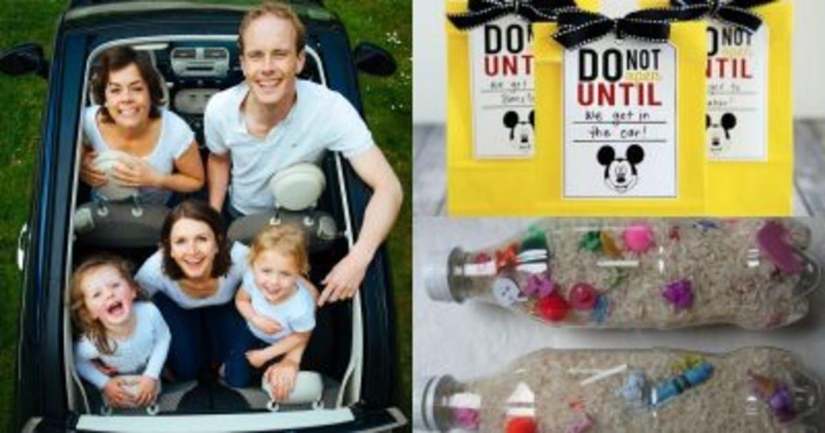 Путешествуем в машине с ребенком: 7 отличных лайфхаков, которые помогут это пережить