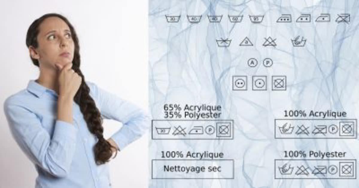 Полезно знать: Что означают символы на этикетках одежды