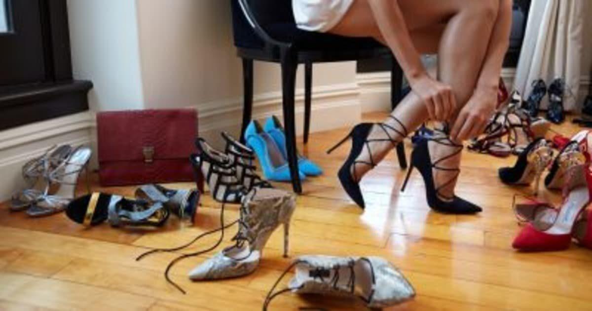 Как сделать ходьбу на каблуках более комфортной