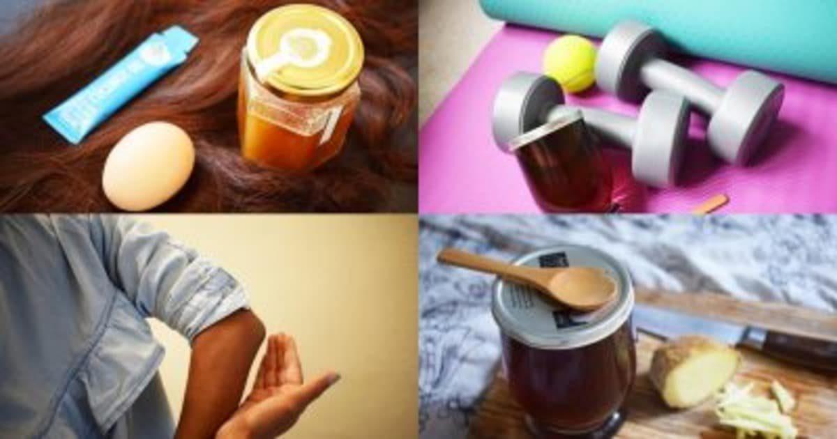 Мед не только в чай! Необычные применения меда в быту