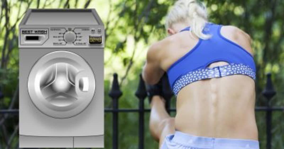 Занимаетесь спортом? Освежите свою одежду: хитрости от плохого запаха