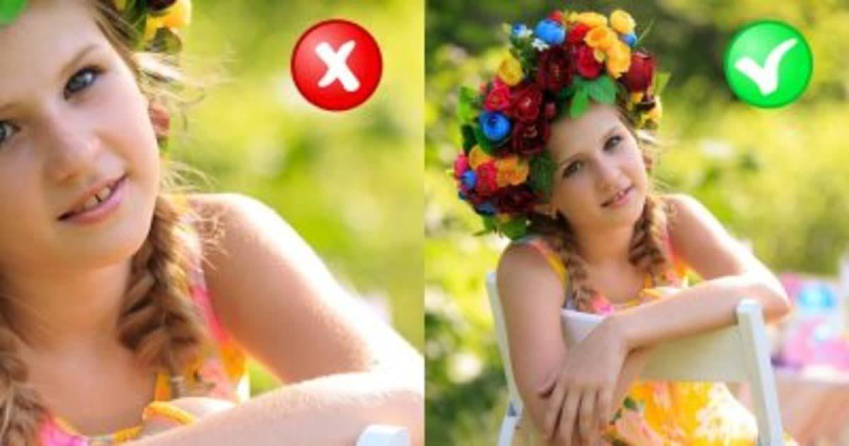 Детские фотографии будут идеальными! Организуйте съемку детей на профи-уровне