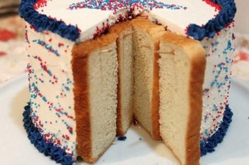 как сохранить торт