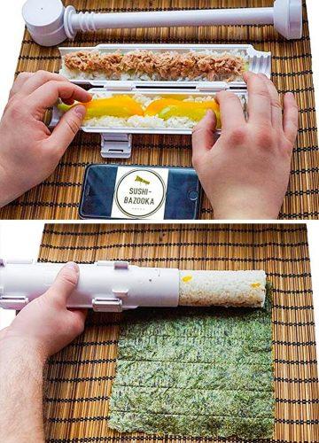 готовим суши