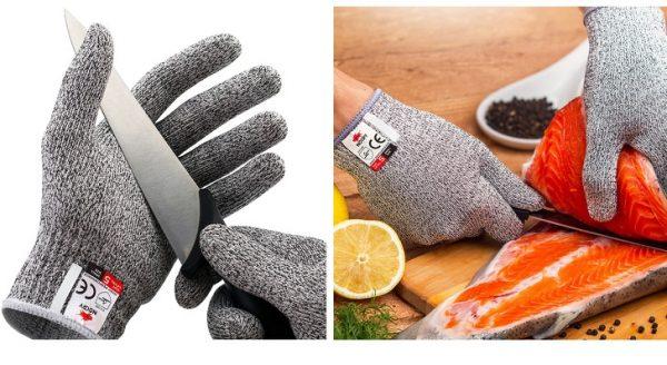 перчатки для кухни