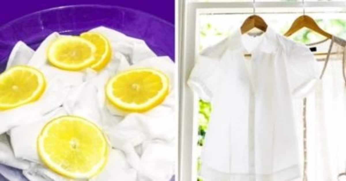 Белее белого: как вернуть белизну вещам