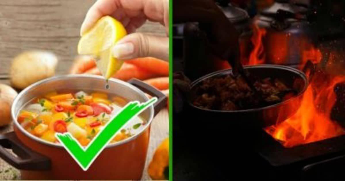 Как спасти ИСПОРЧЕННОЕ блюдо: только проверенные советы!