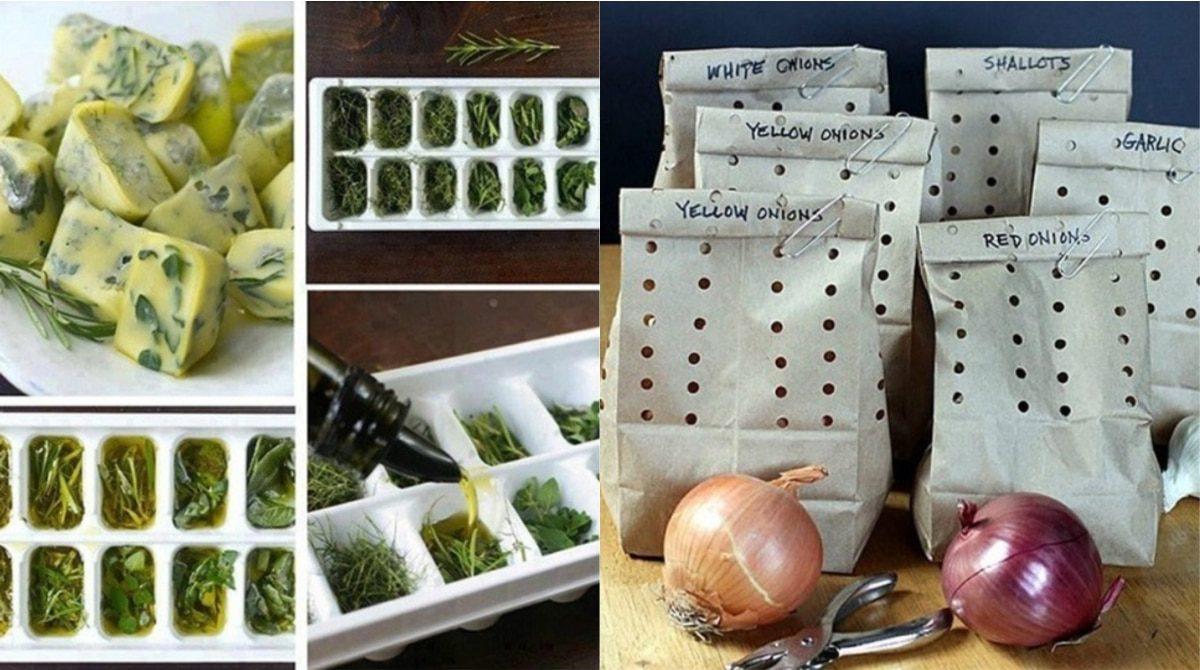 Гениально: 15+ кухонных лайфхаков на каждый день, которые должна знать любая хозяйка