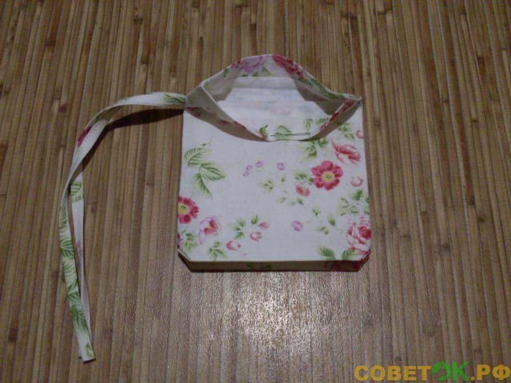 12 shjom tekstilnyj meshochek svoimi rukami