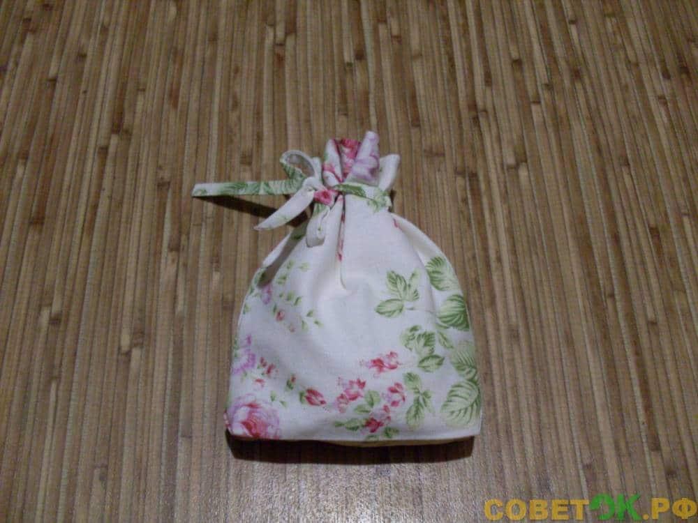 13 shjom tekstilnyj meshochek svoimi rukami