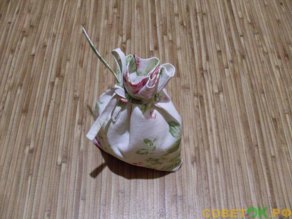 14 shjom tekstilnyj meshochek svoimi rukami