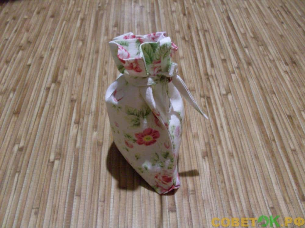 15 shjom tekstilnyj meshochek svoimi rukami