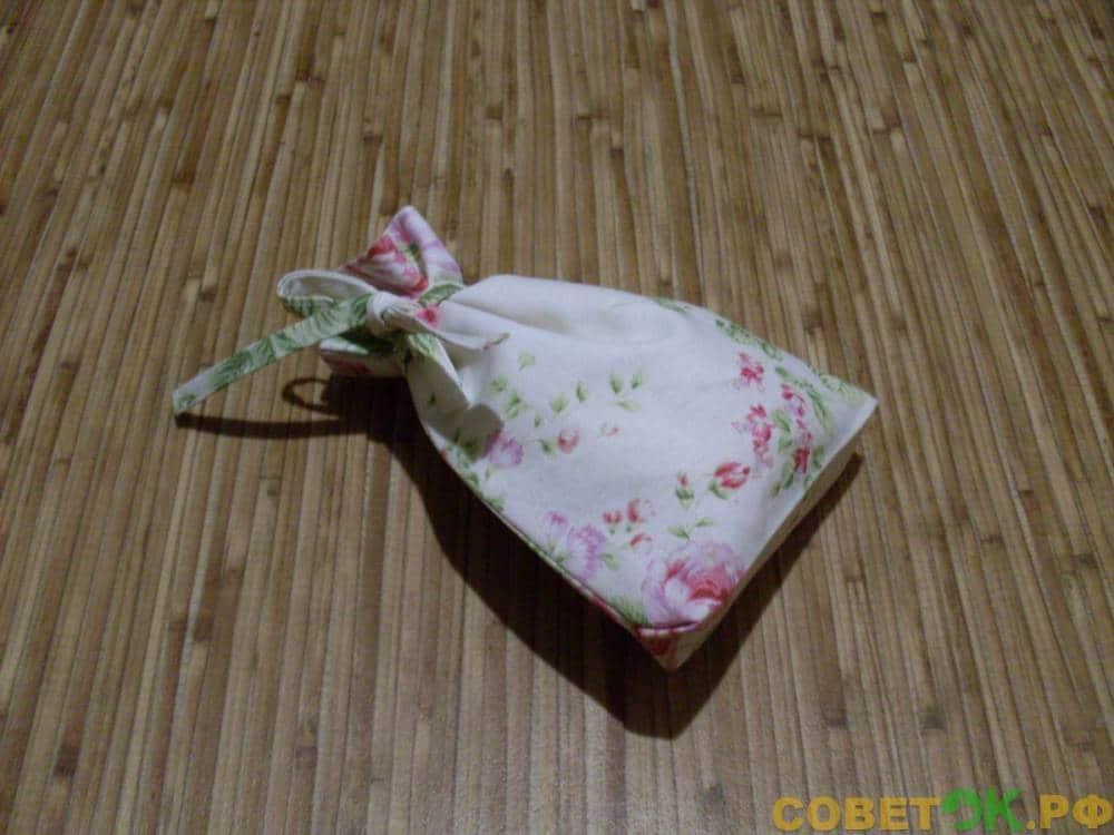 16 shjom tekstilnyj meshochek svoimi rukami