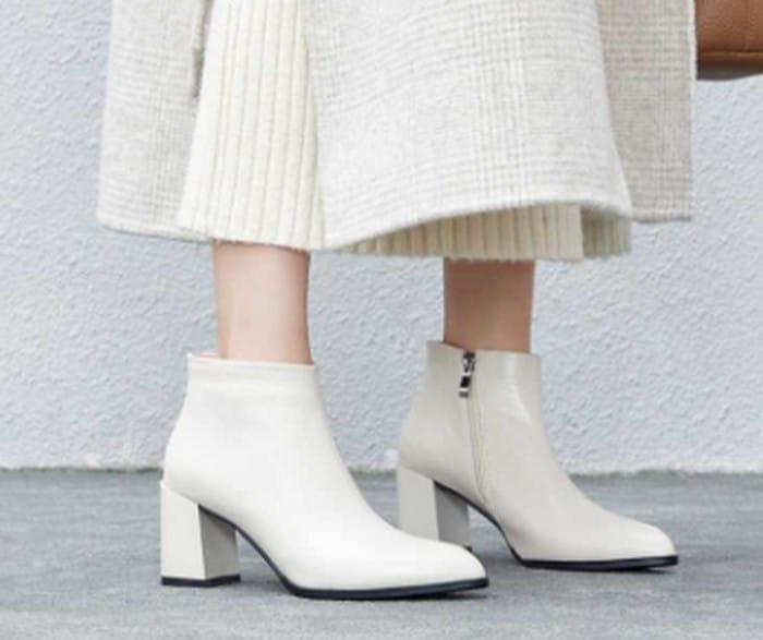 обувь на удобном каблуке