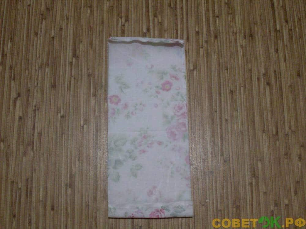 2 shjom tekstilnyj meshochek svoimi rukami