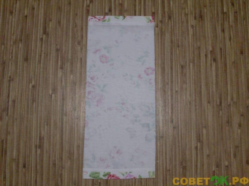 3 shjom tekstilnyj meshochek svoimi rukami
