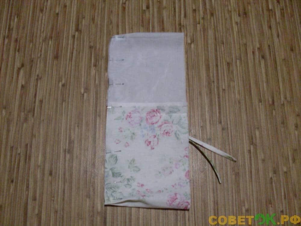 7 shjom tekstilnyj meshochek svoimi rukami