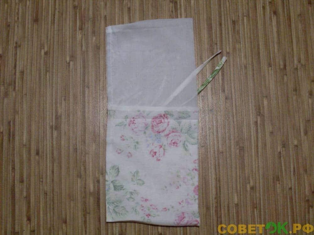 8 shjom tekstilnyj meshochek svoimi rukami