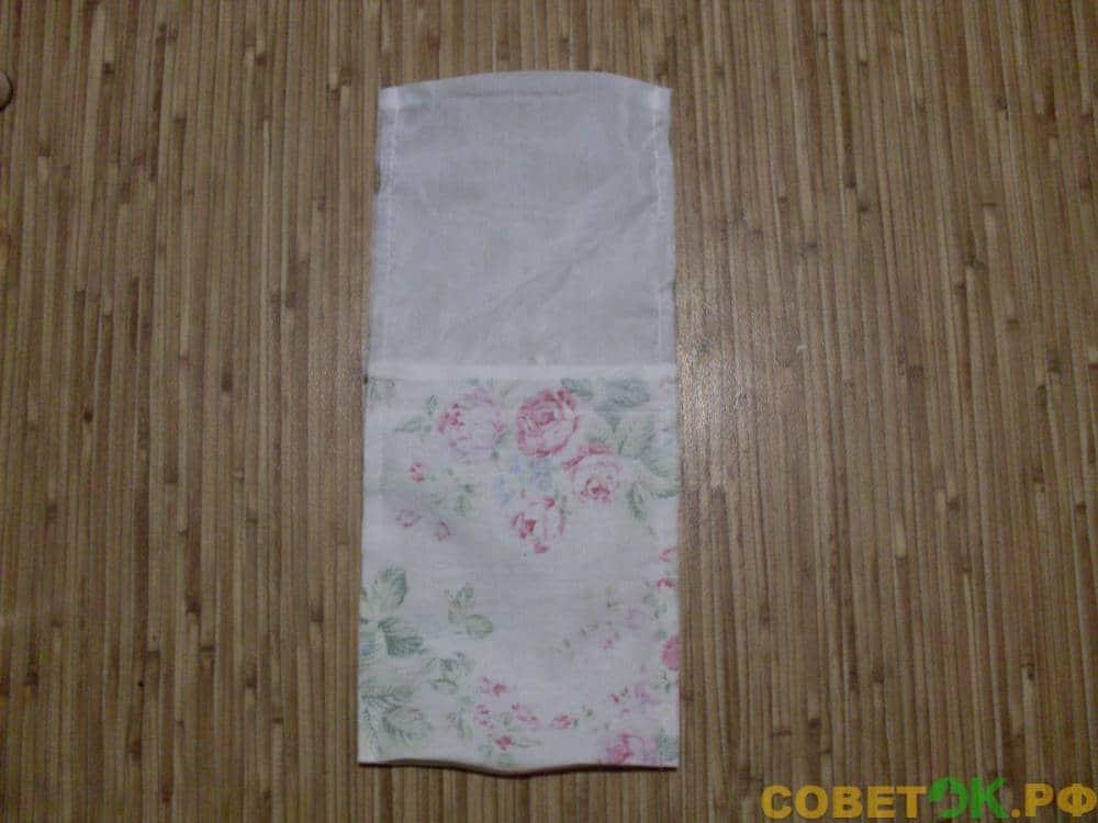 9 shjom tekstilnyj meshochek svoimi rukami
