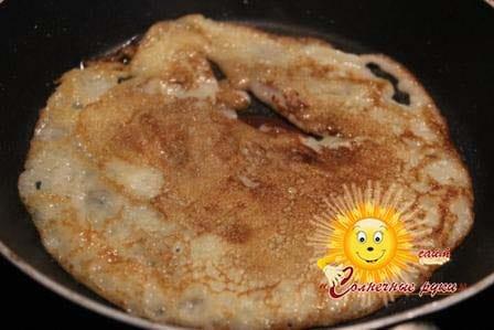Блины на кефире Как приготовить блины на кефире пошаговый рецепт Как приготовить блины на кефире
