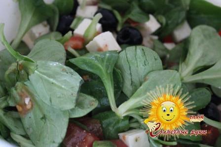 Греческий салат рецепт Греческий салат классический Как приготовить греческий салат