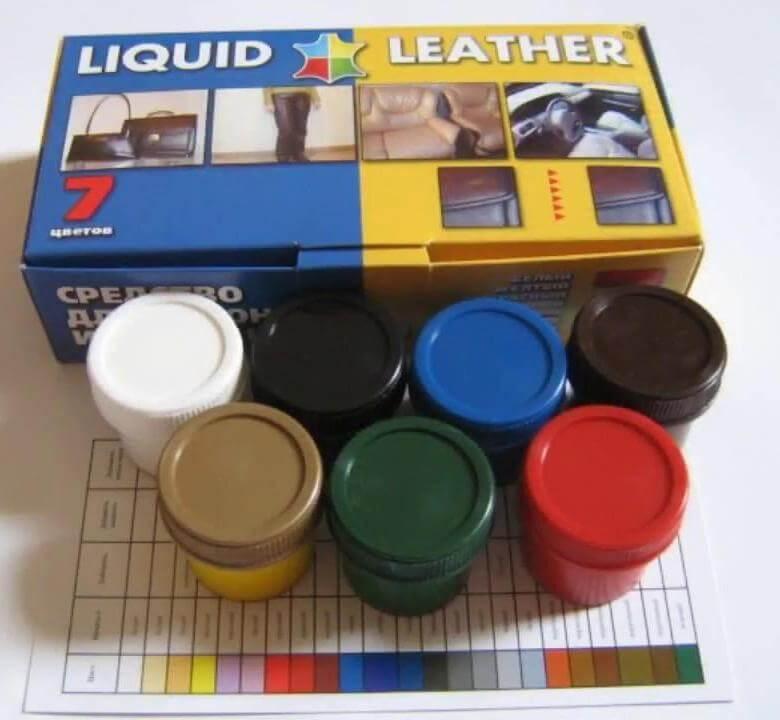 Жидкая кожа Liquid Leather в Виннице