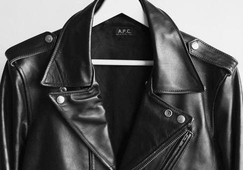 Чем ухаживать за кожаной курткой