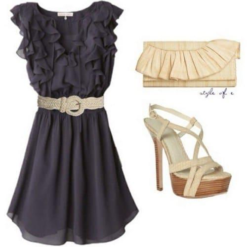 8cadea42f073 Самые модные комплекты одежды — фото идеи стильных луков   utro.tv