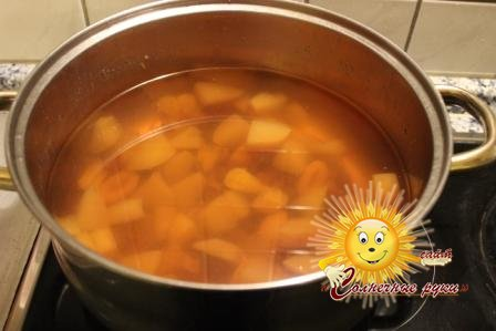 Компот из сухофруктов Рецепт компота Как варить компот