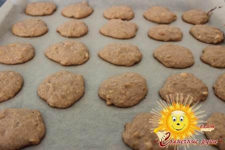 Домашнее печенье Печенье простое Печенье с орехами