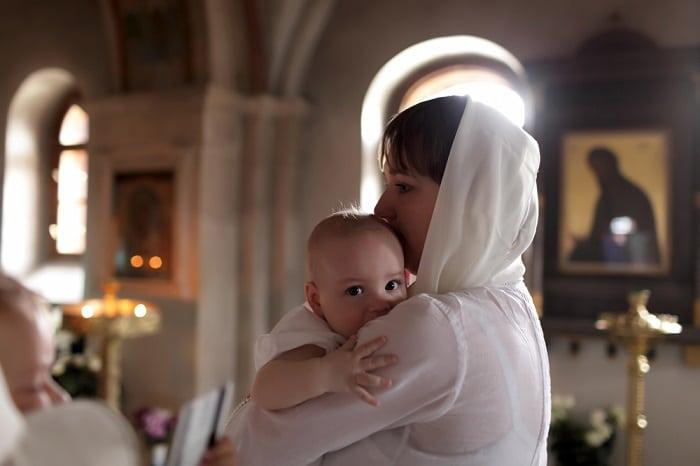 приметы и традиции на крещение