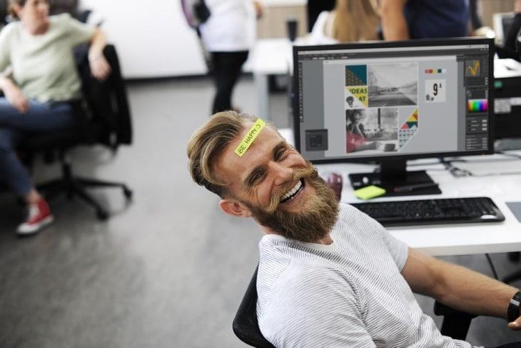 5 советов, которые помогут оставаться позитивным на работе